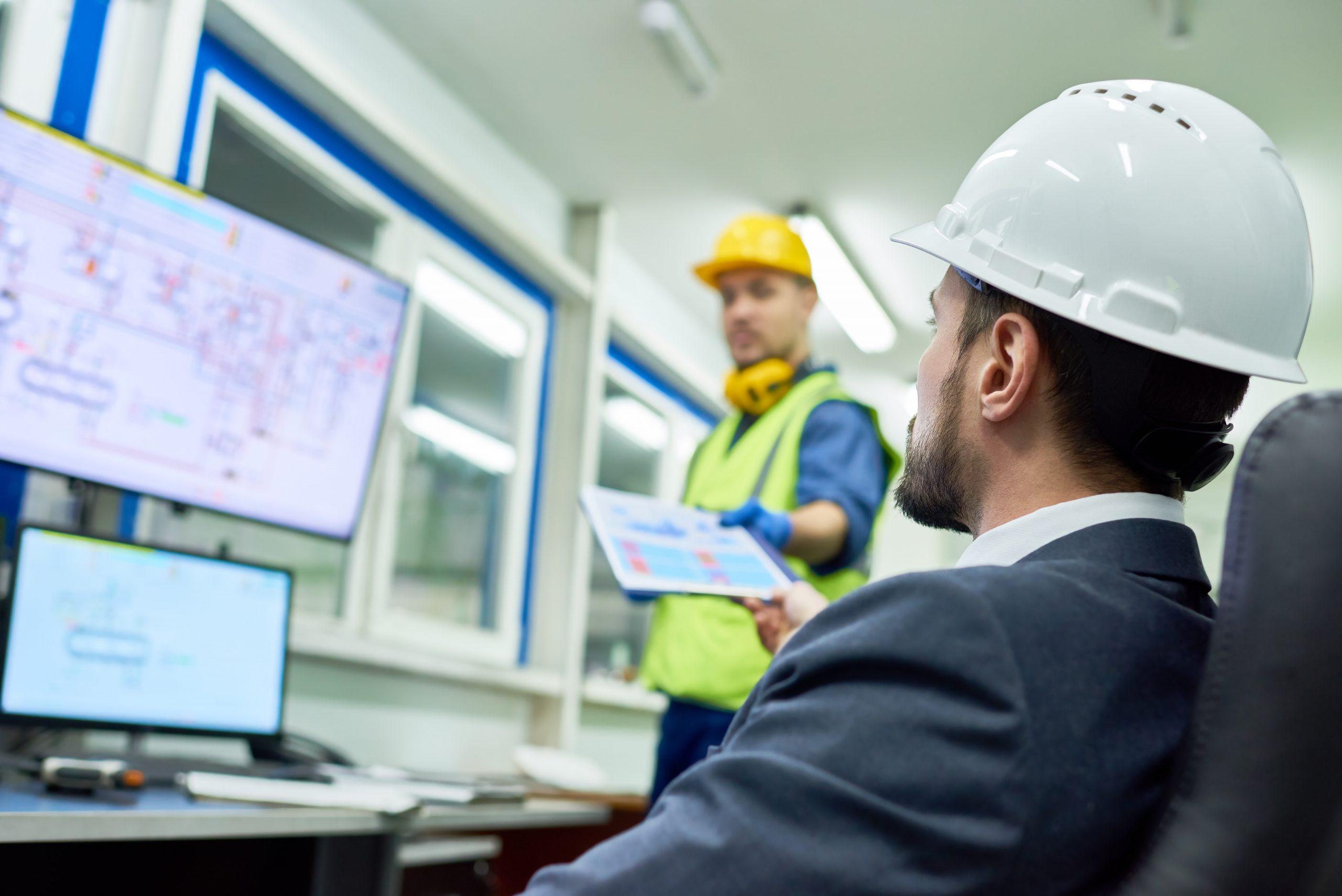 businessman-industrial-plant