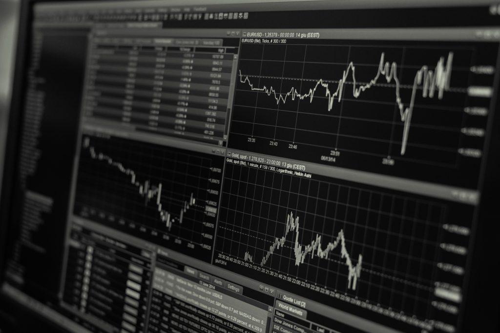 data on a digital platform