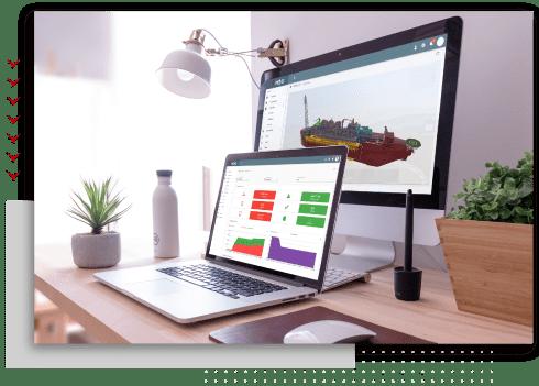 Digital Twin Home Office