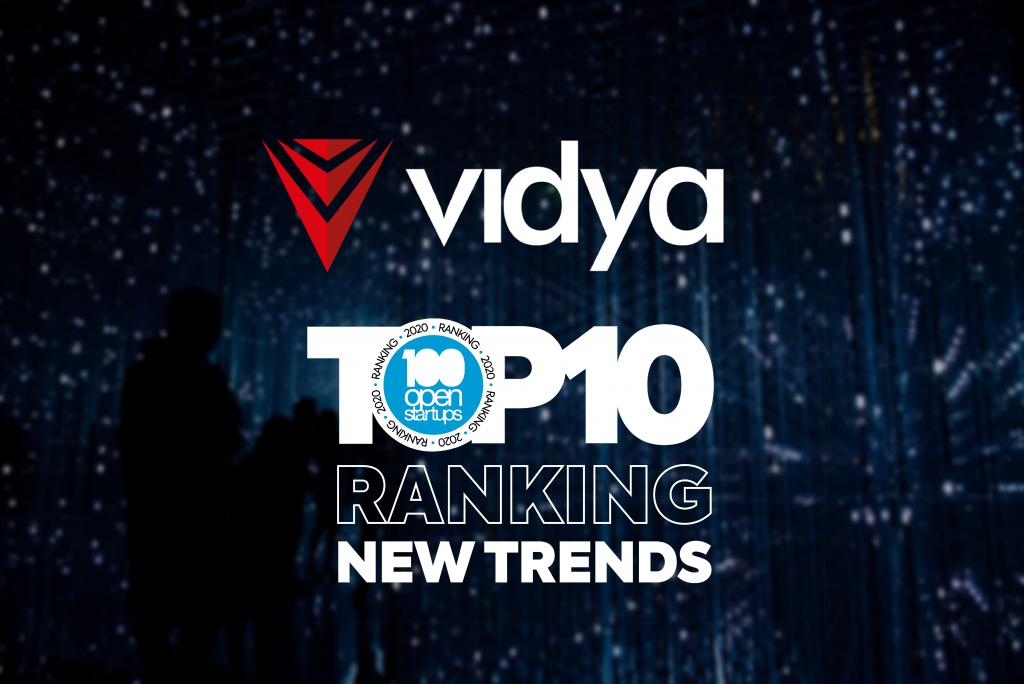 Vidya 5th Placement - 100 Open Startups