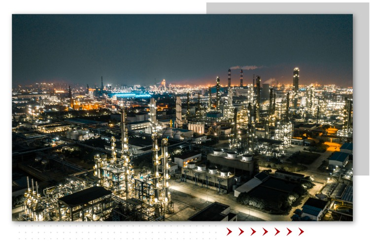Petrochemical Digital Twin