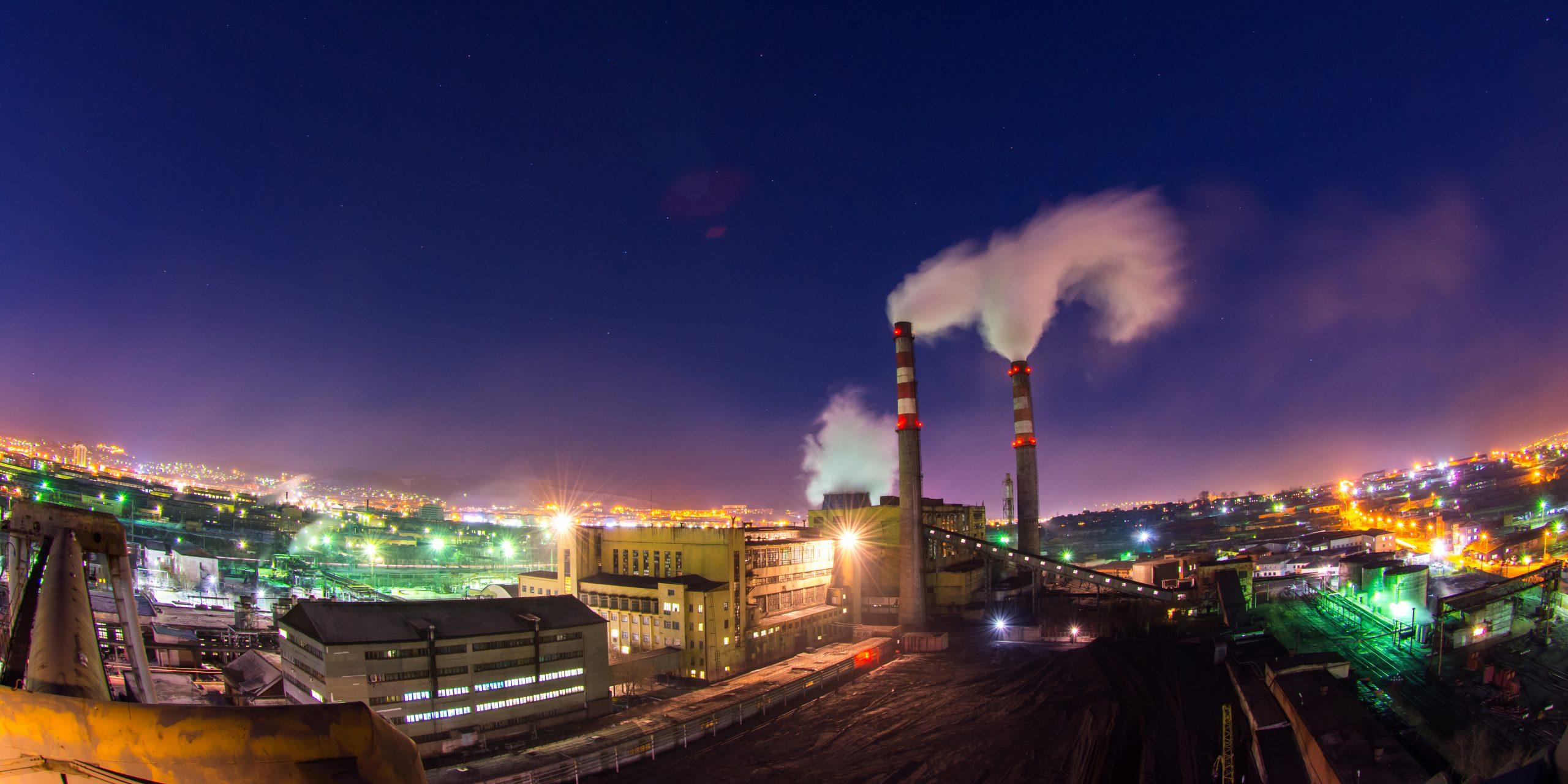 power energy plant