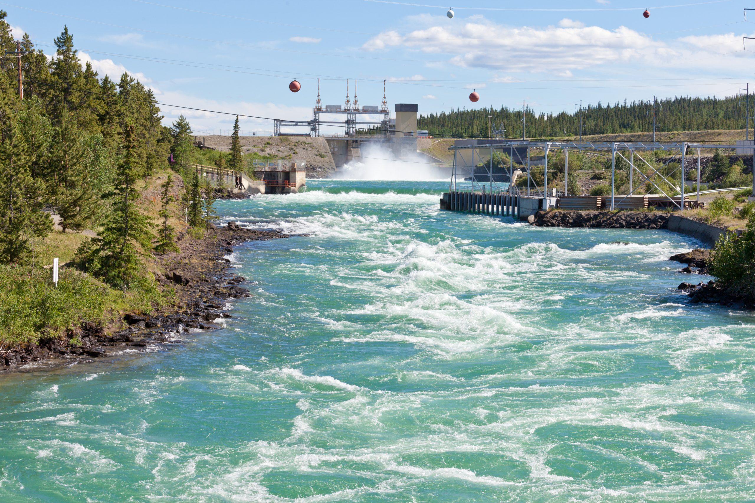 hidropower plant