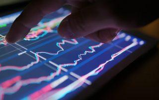 market data graph